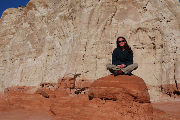 Grand Staircase Escalante National Monument - The Toadstools