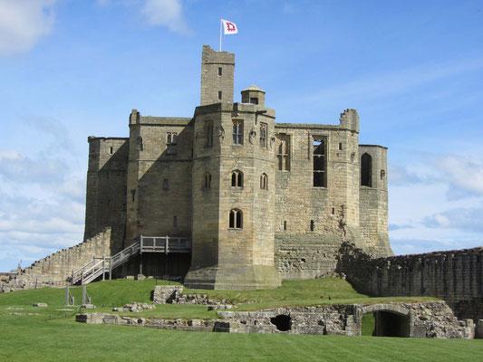 Erstes Castle in England