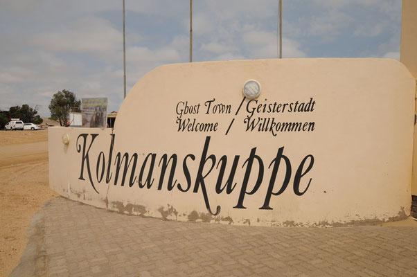 Kolmannskuppe - Die Geisterstadt