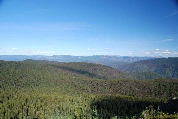 Manning Cascade Lookout