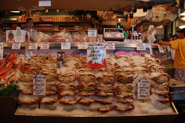 Market Place in Seattle