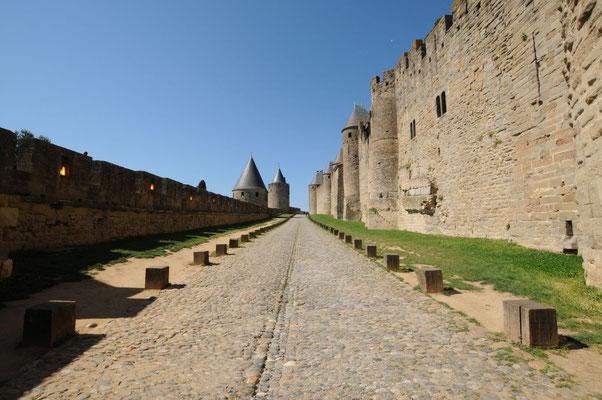 La Cité - die Doppelmauer