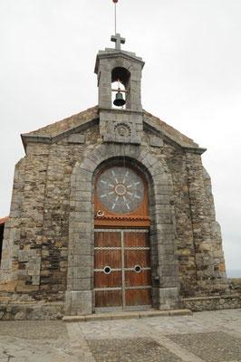 Die kleine Kirche von San Juan de Gaztelugatxe