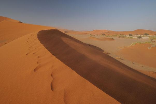 Namib Naukluft Park - eine der höchsten Dünen