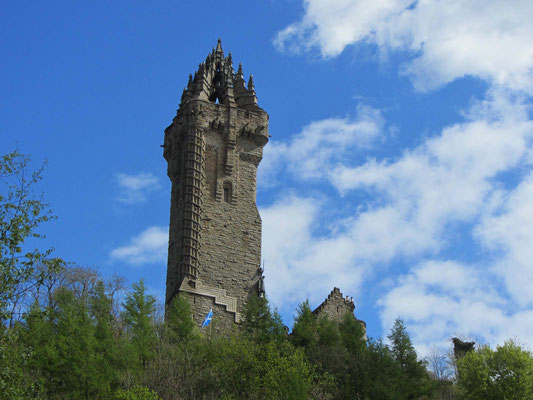 Wallace Tower, zum Gedenken an William Wallace