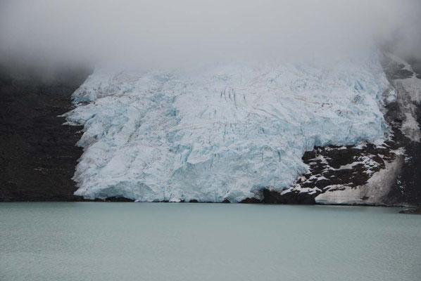 Mount Robson - aus der Nähe betrachtet