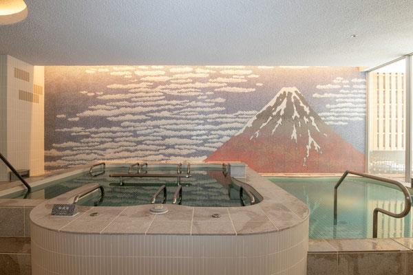 東京都江戸遊2 10㎜角モザイクタイルアート