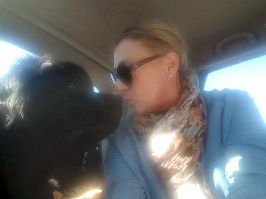 Launeddas 11 mois avec sa maman Nadine