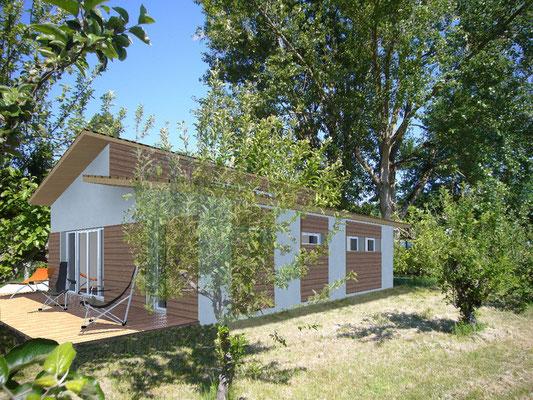 terrain à bâtir Maison individuelle  Cadaujac 33