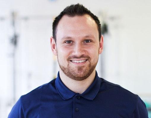 Jonas Oppenländer - leitender Sporttherapeut, Sportlehrer, Reha-Sport, Rückenschultrainer, Personaltrainer