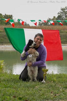 Eccoci, CAMPIONESSE ITALIANE 2015