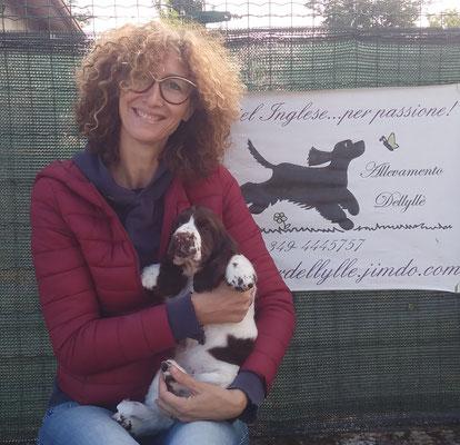 Terence Dellyllè e la sua nuova mamy