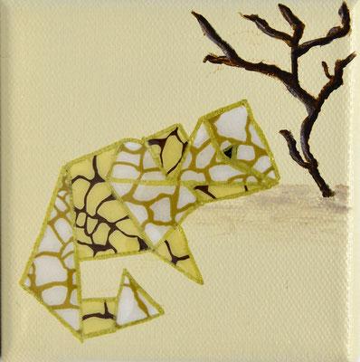 Zorigami caméléon