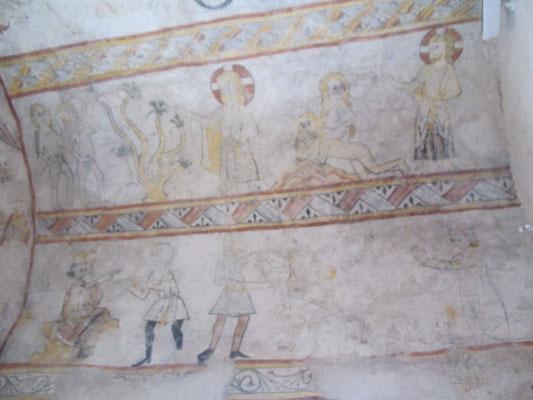la Fuite en Egypte, la légende du Semeur