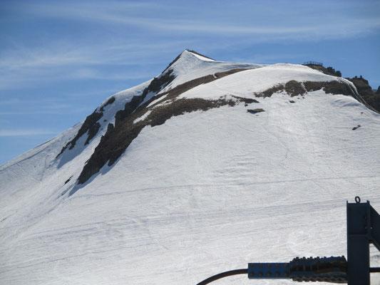 vue sur le sommet