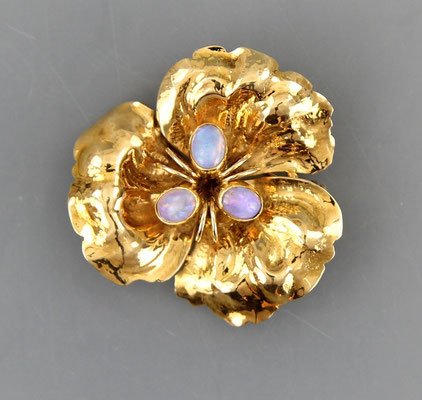 Antiker Schmuck aus Gelbgold