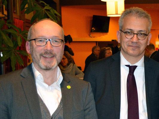 mit Tarek in Fulda