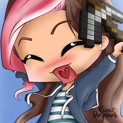 https://www.deviantart.com/riinadeynara/art/Riina-plays-Minecraft-554976568