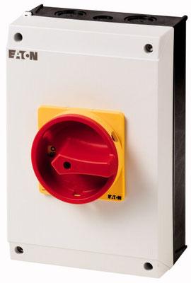 Eaton Moeller Lasttrennschalter P3-63/I4/SVB