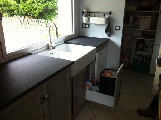Meuble de cuisine : aménagement des espaces disponibles sur mesure (2)