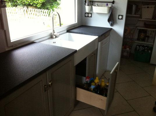 Meuble de cuisine : aménagement des espaces disponibles sur mesure (1)