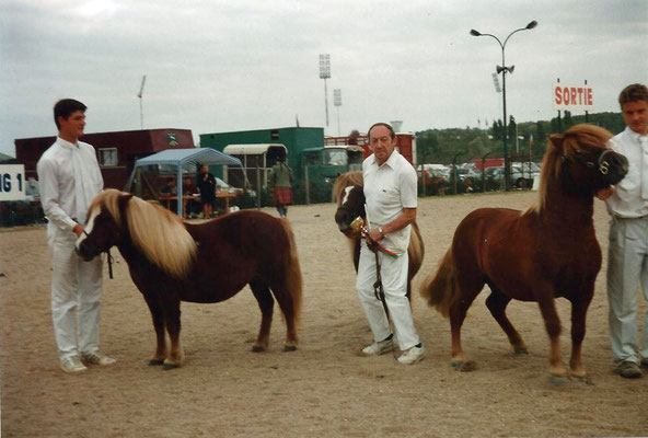 Prix de Progéniture Evora Adonis et Escudo