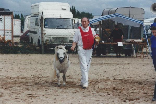 Craneur du Bois de la Dessous Champion de France 1995