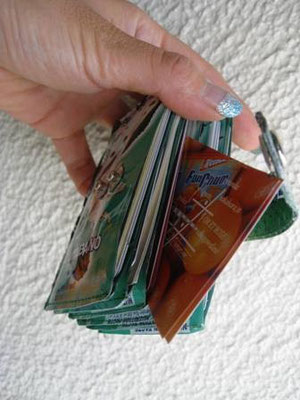 ジャバラカードケース 1000円+税
