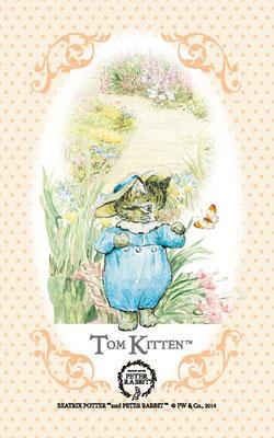 子ネコのトム