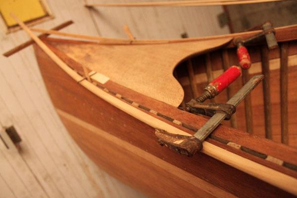 Restaurer soi m me h ritage cano bois - Blanchir du bois ...