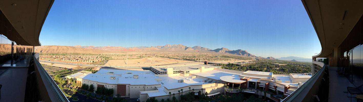 2016_Room with a view!_Las Vegas site inspection.