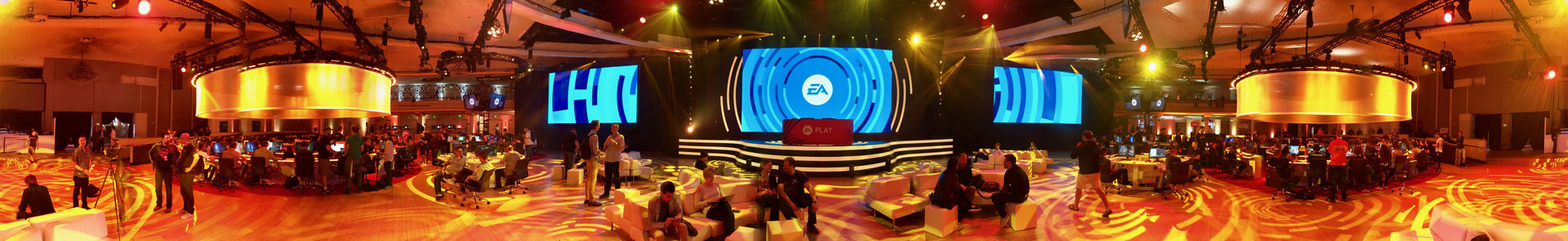 """EA invited us to join """"EA Play @ Hollywood"""" and it was really a wonderful trip."""