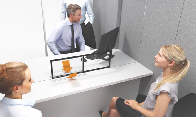 Vetrospace Dual Zone secure meeting pod