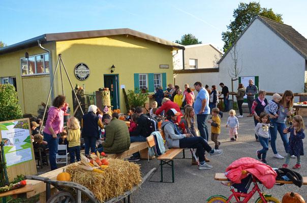 Eröffnungsveranstaltung; Naturnah Gärtnern - Für Mensch, Tier & Klima