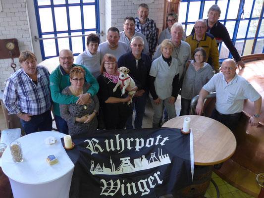 Brunch der Ruhrpott Winger 2016