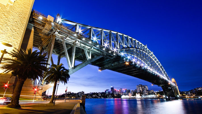 Harbor Bridge, Sydney