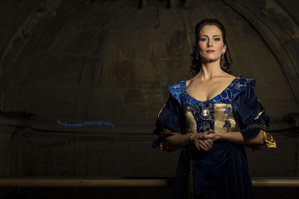 3 MUSKETIERE - Königin Anna - Foto: Andrew Hill