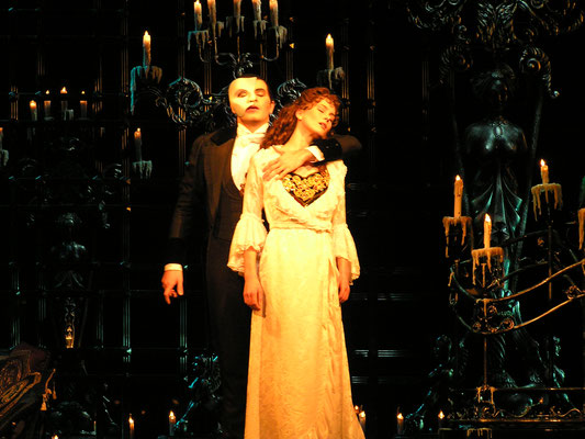 PHANTOM DER OPER, Christine, Colosseum Theater Essen