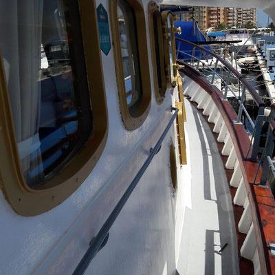 despedidas en barco Murcia