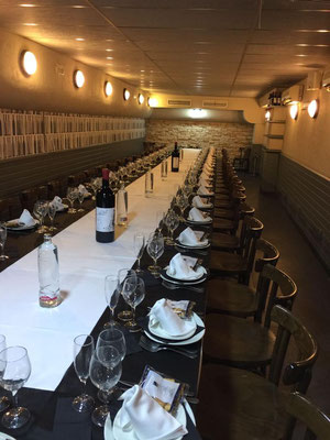 salon interior restaurante Murcia