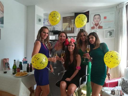 beauty party Murcia