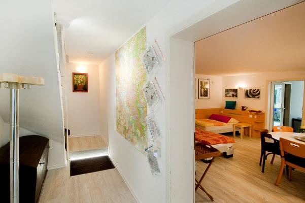 Corridor Area A