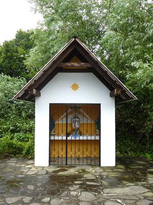 Kapelle im Anneliese-Park