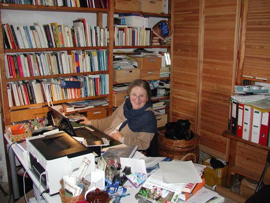 Büro Redaktion 'leben'
