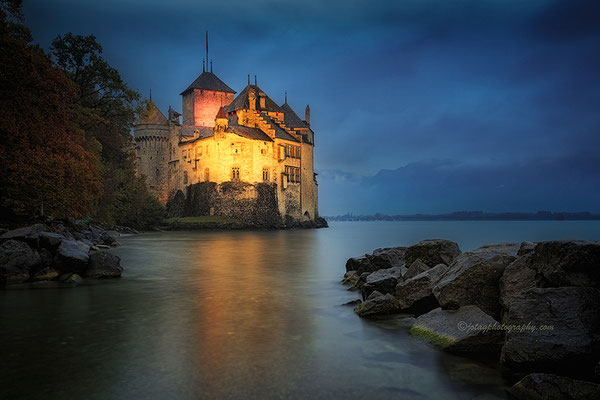 Castillo de Chillon.