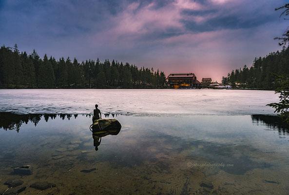 Lago Mummel (Mummelsee)