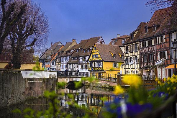 Colmar, Francia.