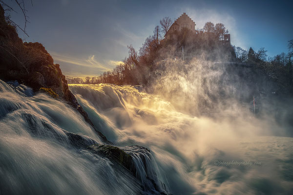 Las Cataratas del Rin.