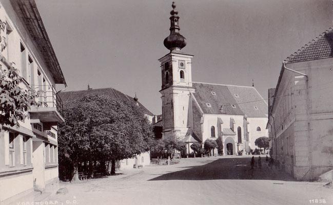 Vorchdorf um 1950