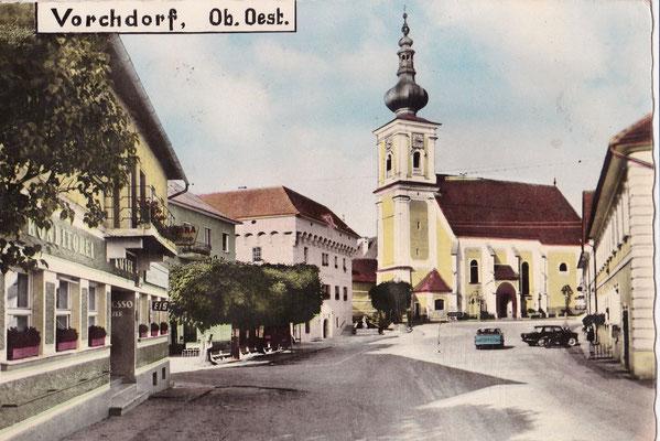 Vorchdorf um 1963